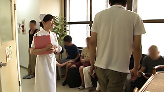 Hardcore,Nurse,Softcore,Uniform,Asian