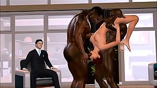 Cuckold,Double Penetration,Hardcore,Interracial