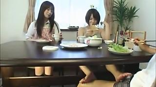 Asian,Foot Fetish