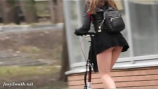 Big Ass,Extreme,Flashing,High Heels,Panties,Pantyhose,Public Nudity,Russian,Upskirt,Voyeur