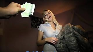 Blonde,Blowjob,Cumshot,Hardcore,POV,Public Nudity,Reality,Big Cock